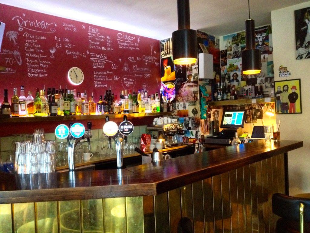 Elefantpojken Bar & Kök