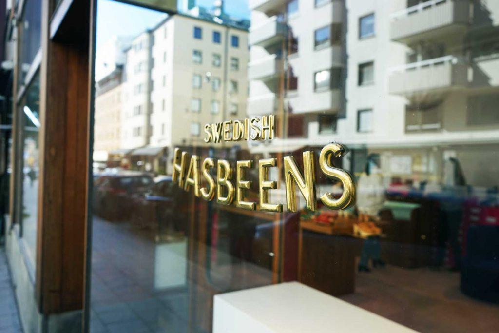 Swedish Hasbeens, Nytorget