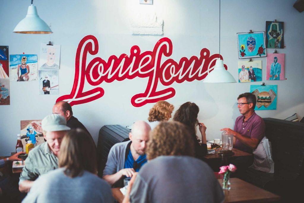 Cafe Louie Louie